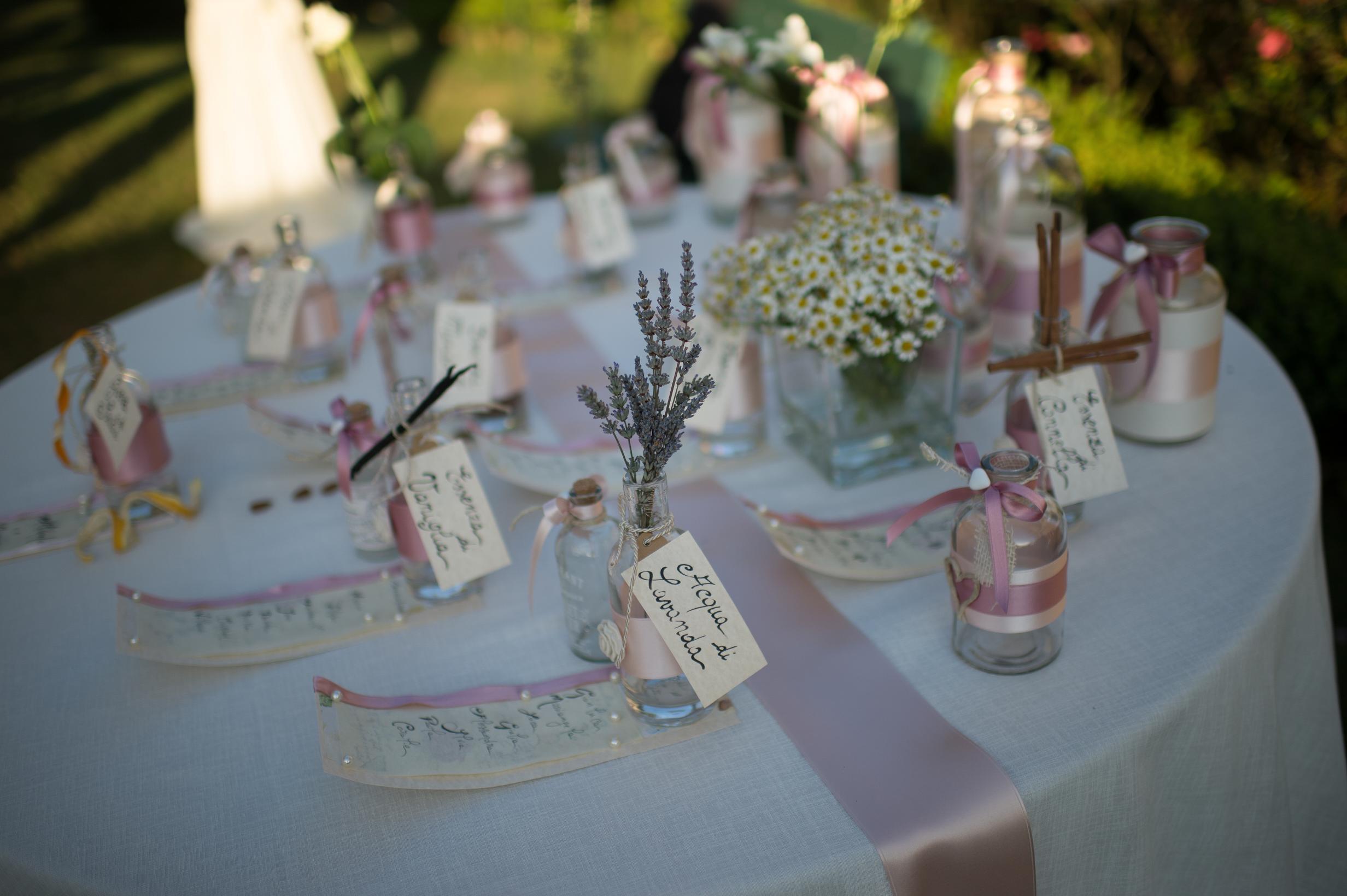 Matrimonio Tema Elegante : Tableau de mariage essenze profumi
