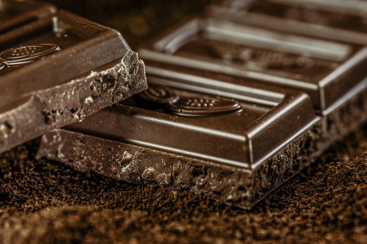 estratto di cioccolato