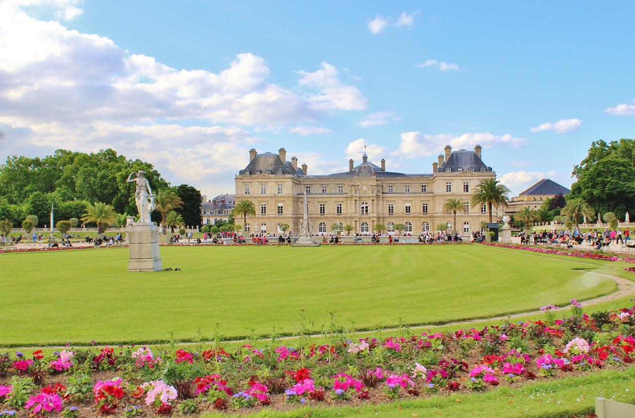 Jardin du luxembourg paris for Jardin luxembourg