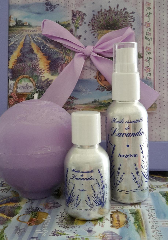 Fleuri en Provence boutique: vendita olio essenziale di lavanda ibrida