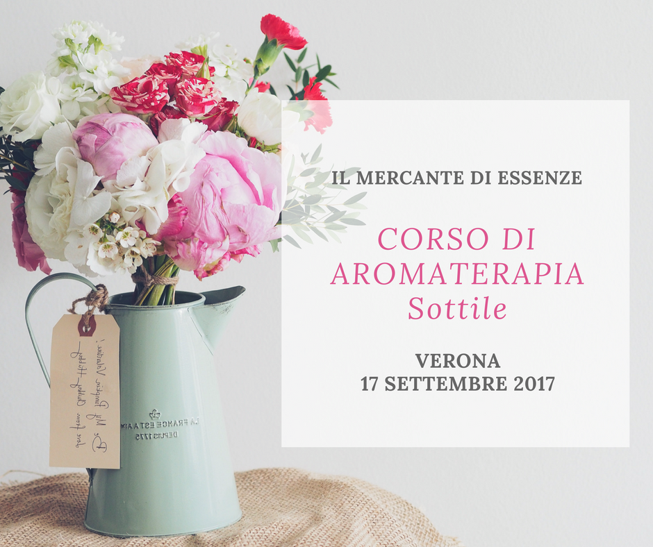 corso aromaterapia verona