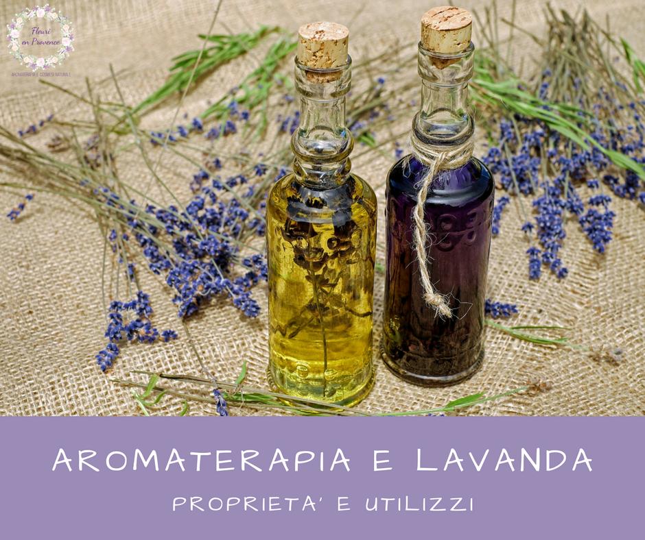 aromaterapia e lavanda