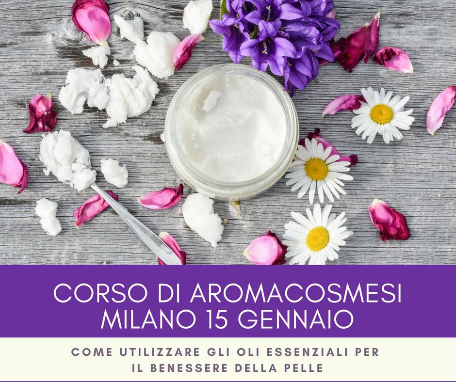 corsi di aromaterapia milano