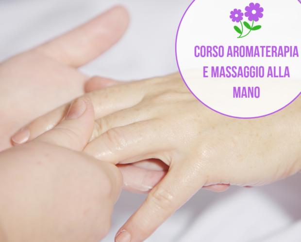 corso massaggio alle mani