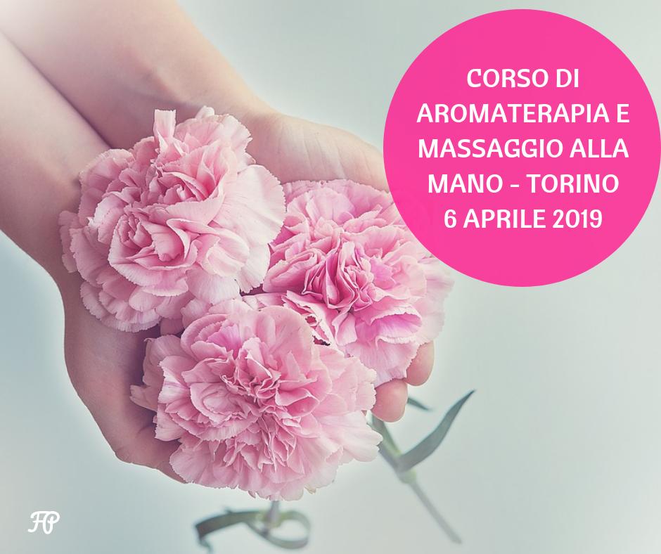 corso di aromaterapia torino
