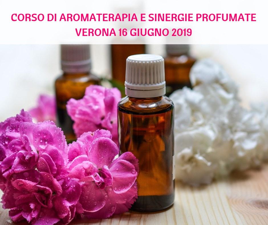 corso di aromaterapia verona