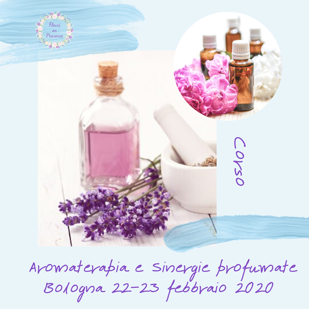 corso di aromaterapia bologna