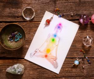 aromaterapia e chakra