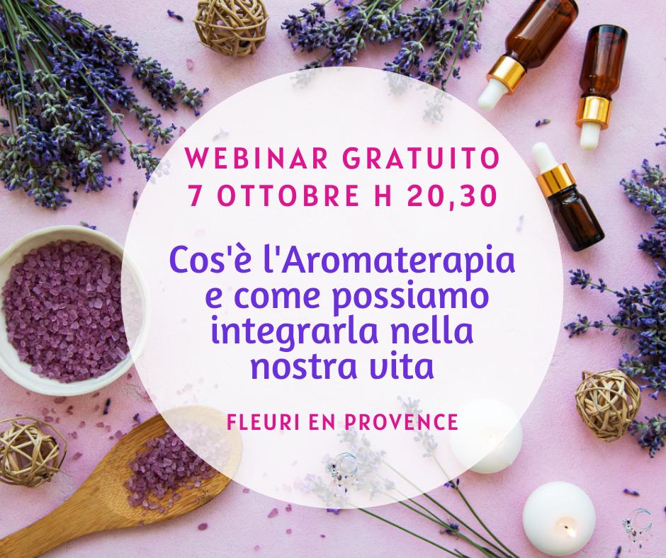 corsi di aromaterapia on line