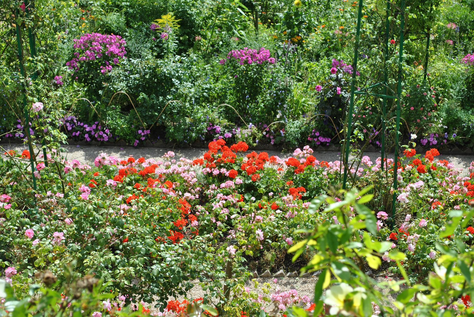 giardino di monet giverny