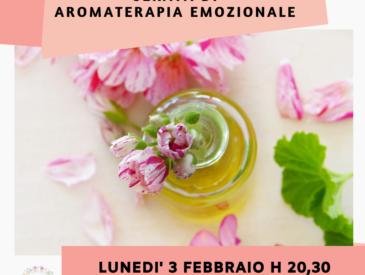 aromaterapia emozionale