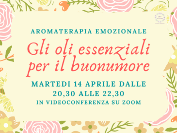 corso di aromaterapia on line