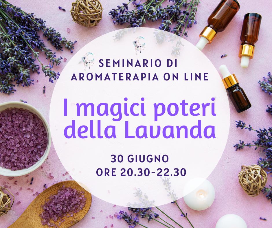 corso di aromaterapia on line